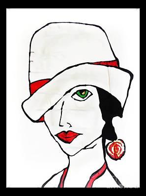 Digital Art - Women 4220 by Marek Lutek