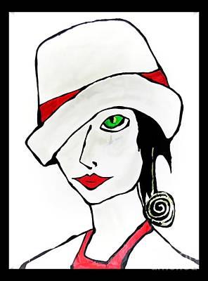 Digital Art - Women 4223 by Marek Lutek