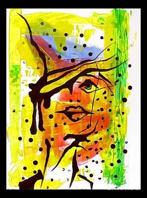 Digital Art - Women 4226 by Marek Lutek