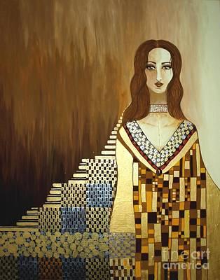 Digital Art - Women 4266 by Marek Lutek