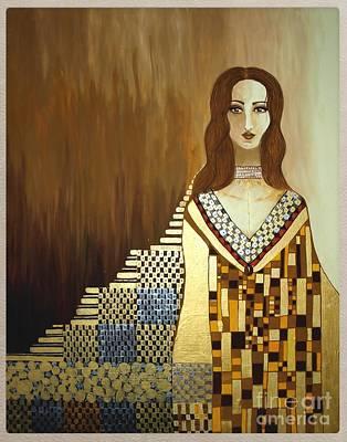 Digital Art - Women 4267 by Marek Lutek