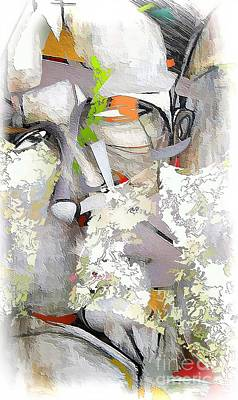Digital Art - Women 4348 by Marek Lutek