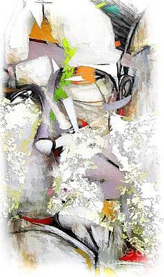 Digital Art - Women 4349 by Marek Lutek