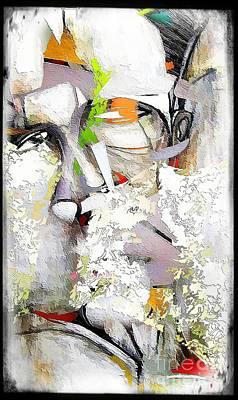 Digital Art - Women 4350 by Marek Lutek