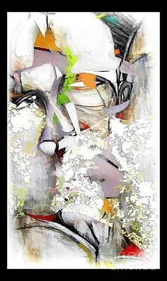 Digital Art - Women 4351 by Marek Lutek