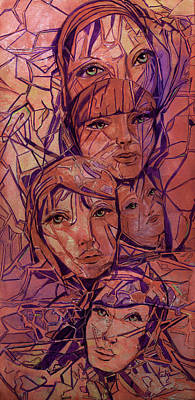 Women Rule Original by Mary DuCharme