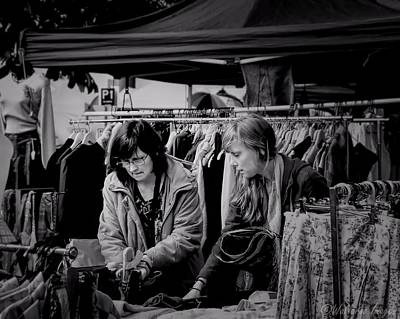 Photograph - Women's Business by Wallaroo Images