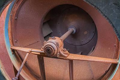 Photograph - Wompatuck Rust by Brian MacLean