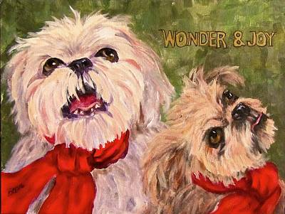 Wonder And Joy Original by Barbara O'Toole