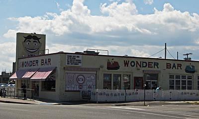 Photograph - Wonder Bar Asbury Park Nj by Elsa Marie Santoro