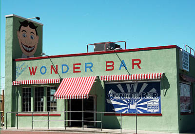 Photograph - Wonder Bar by Elsa Marie Santoro