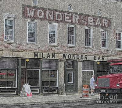 Photograph - Wonder Bar by Kathie Chicoine