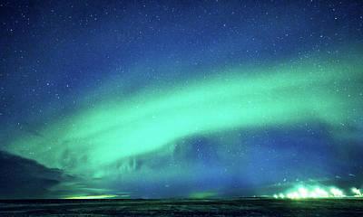 Wonder In The Sky Art Print by Svetlana Sewell