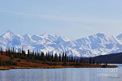 Photograph - Wonder Lake by Steve Javorsky