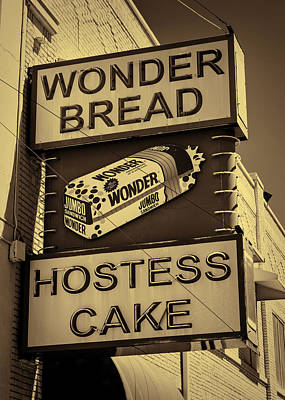 Wonder Memories - #3 Print by Stephen Stookey