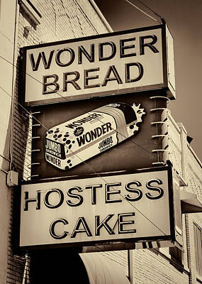 Wonder Memories - #4 Print by Stephen Stookey