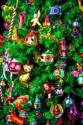 Photograph - Wonderful Christmas Tree by Garry Gay