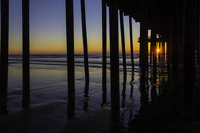 Pismo Beach Photograph - Wonderful Pismo Sunset by Garry Gay