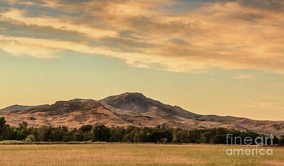 Photograph - Wonderful Squaw Butte by Robert Bales