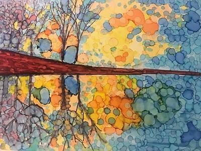 Painting - Wondering by Debbie Axiak