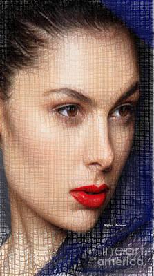 Digital Art - Wondering What The Future Holds by Rafael Salazar
