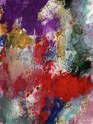Painting - Wonderland 3- Art By Linda Woods by Linda Woods