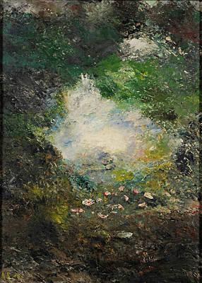 August Strindberg Painting - Wonderland by August Strindberg