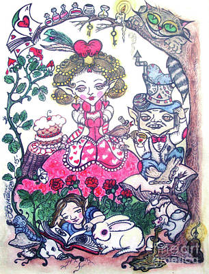 Painting - Wonderland		 by Koral Garcia