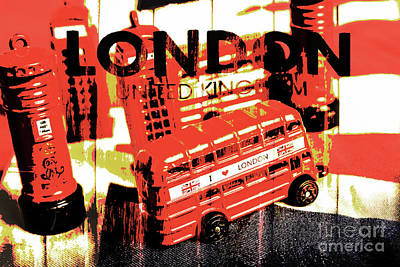 Photograph - Wonders Of London by Jorgo Photography - Wall Art Gallery