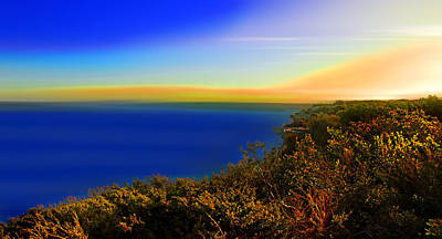Photograph - Wonders Of North Head by Miroslava Jurcik