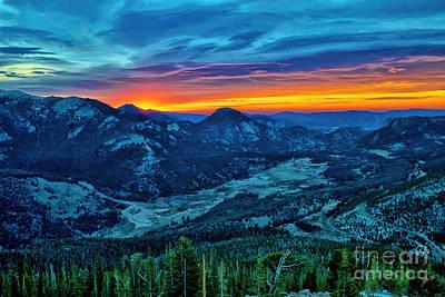 Photograph - Wondrous Daybreak by Erika Weber