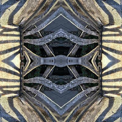 Jonny Jelinek Royalty-Free and Rights-Managed Images - Wood and Light I by Jonny Jelinek
