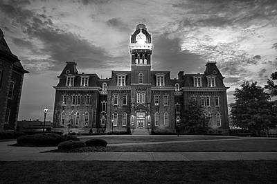 Woodburn Hall Photograph - Woodburn Hall by James Prutilpac
