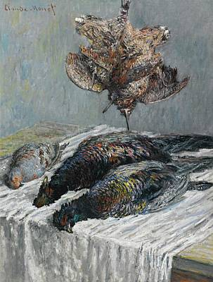 Woodcock Digital Art - Woodcock And Partridge by Naveen Sharma