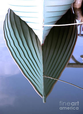Photograph - Wooden Boat by Jennifer Mecca