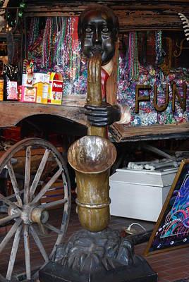 Wooden Saxophone New Orleans Style Original