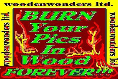 woodenwonders ltd No 2 Original by Timothy Wilkerson