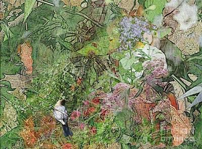Photograph - Woodland Bouquet by Kathie Chicoine