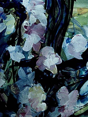 Painting - Woodland Flowers by Nancy Kane Chapman