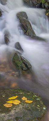Photograph - Woodward Falls-1 by Joye Ardyn Durham