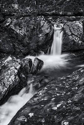 Photograph - Woodward Falls-3 by Joye Ardyn Durham