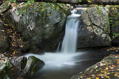 Photograph - Woodward Falls-4 by Joye Ardyn Durham