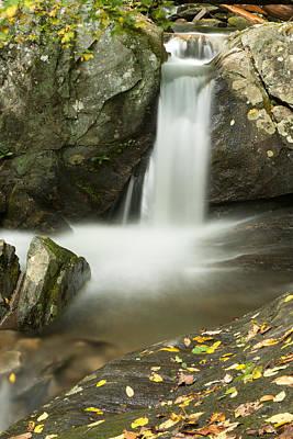 Photograph - Woodward Falls-5 by Joye Ardyn Durham