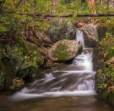 Photograph - Woodward Falls by Joye Ardyn Durham