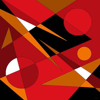 Digital Art - Woodwind by Val Arie