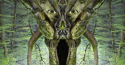 Digital Art - Woody 113 by Rick Mosher
