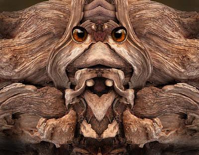 Digital Art - Woody 128 by Rick Mosher