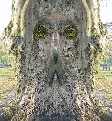 Digital Art - Woody 140 by Rick Mosher