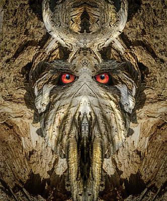 Digital Art - Woody 192 by Rick Mosher
