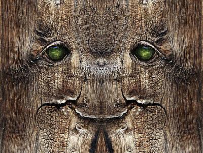 Digital Art - Woody 62 by Rick Mosher